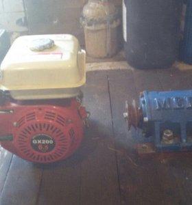 Двигатель вибратор