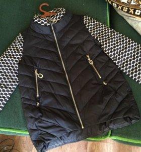 Куртка весенняя(осенняя)
