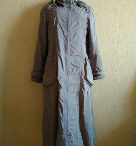 Пальто,  плащ. 48-50-52