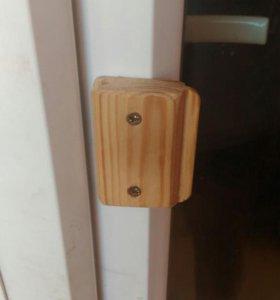 Ручка для балконной двери