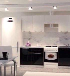 Новый кухонный гарнитур из МДФ 1,5 м