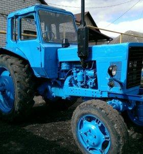 Трактор мтз 82 Л