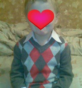Пуловер Zara Kids, 104 см.