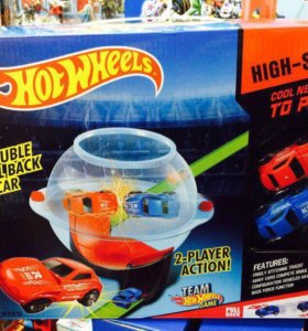 Трек hot wheels