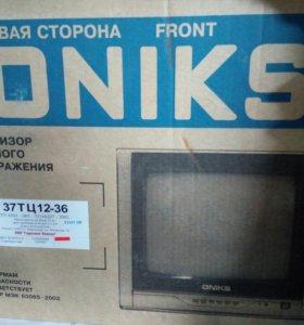 Телевизор кинескопный Оникс 37 ТЦ 12-36