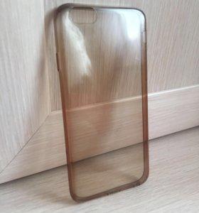 Силиконовый чехол на iPhone 6,6S