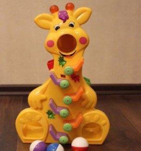 Хитовые игрушки для малышей