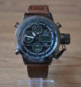Часы AMST + подарок