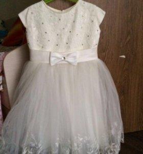 Шикарное платье + болеро