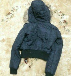 Куртки для девочки 8-10 лет