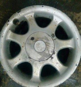 Комплект дисков на волгу 31105