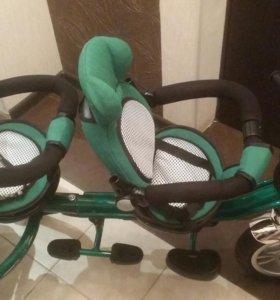 В наличии!! Велосипеды для двойни или погодок