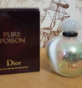 Dior. Pure poison