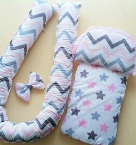 Подушка для беременных. Гнездышко