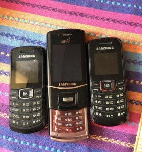 Телефоны 2 шт