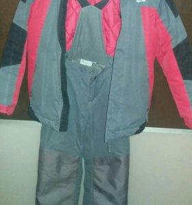 Куртка и штаны.