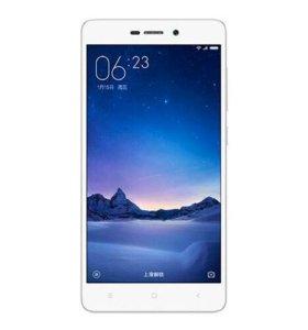 Продаётся смартфон Xiaomi Redmi 3(белый)