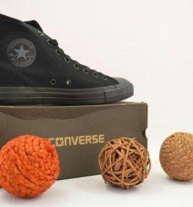 Отличные Converse High Top Black FBA