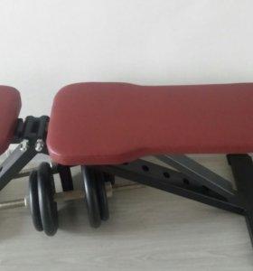 Скамья для тренировок