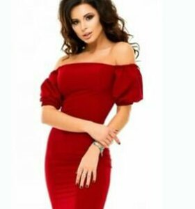 Новое платье размер 42-44