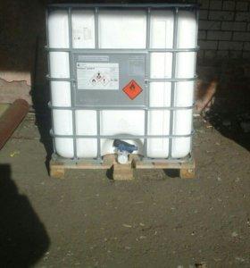 Куб под воду пластиковый с обрешеткой