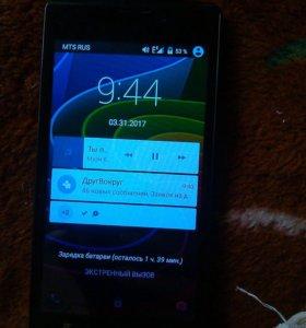 Телефон Mikromax D 340
