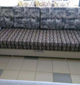 Евро-диван тик-так 3