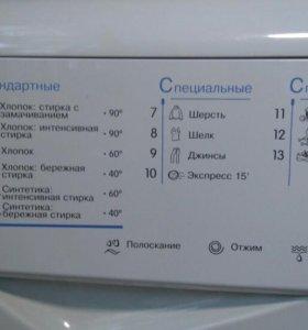 Стиральная машина индезит на 6 кг