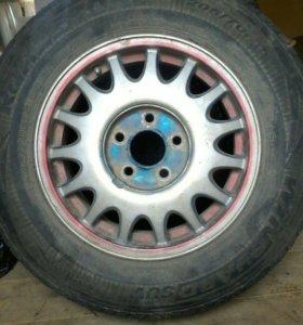 Redstone 205/70R15