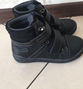 Детские ботинки капика