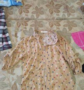 Рубашка глория