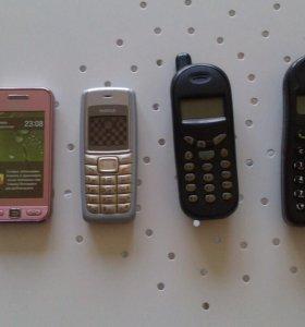 Несколько телефонов