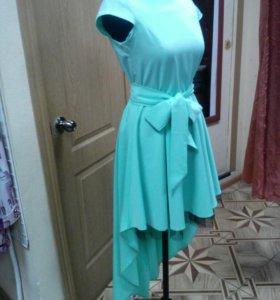 Платье 44-46р-р.новое.