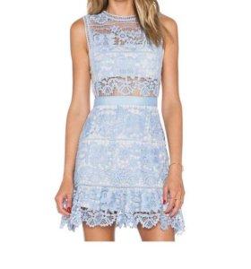 Платье DG