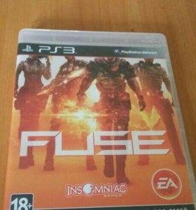 Игра для Ps3 Fuse