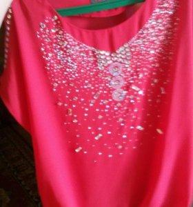Блуза новая 50/52