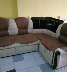 Угловой диван джио