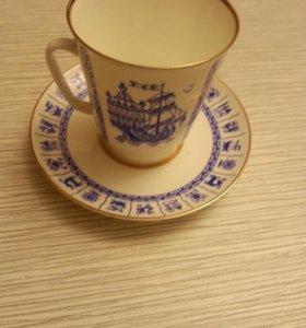 Чайная пара ЛФЗ