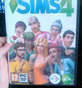 Лицензия симс 4(the Sims 4)