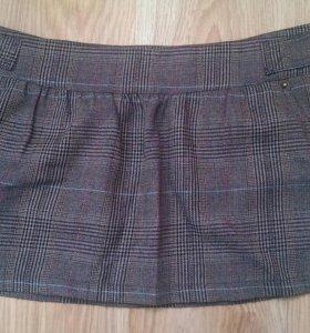 Очень хорошенькая юбочка с карманами