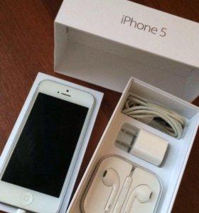 Продаю Apple iPhone 5 , Б.У