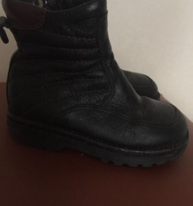 Сапоги- ботинки зимние Charduc