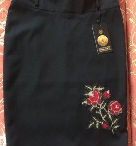 💁Классная новая юбка