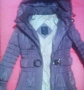 Куртка новая 38-42