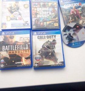 Игры на PS4 Осталась одна игра Farcry