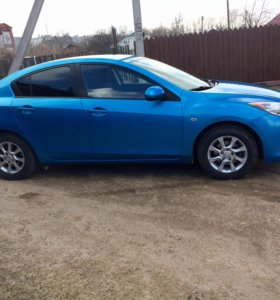 Mazda 3 1.6 AT, 2010, седан