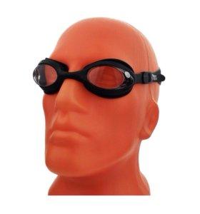 Очки для плавания с диоптриями lsg450