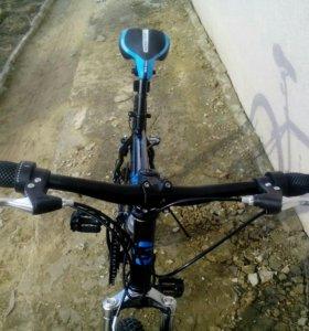 Велосипед спортивный новый