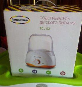 Подогреватель детского питания Lemantino TCL-02