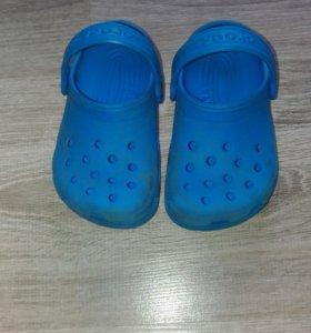 Детские сабо Crocs оригинал
